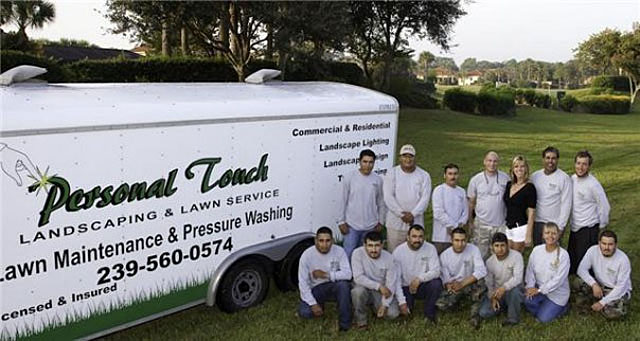 Personal Touch Landscaping team - Personal Touch ~ Portfolio
